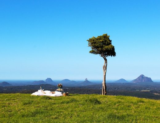 Maleny's One Tree Hill