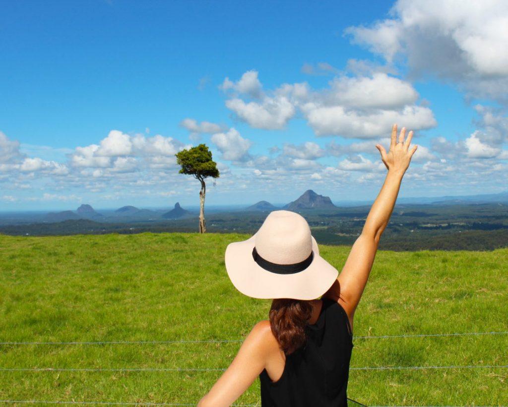 Maleny's One Tree Hill