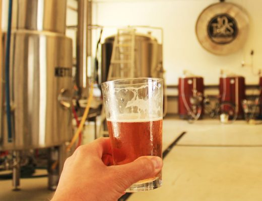 Boutique Breweries: 10 Toes Brewery