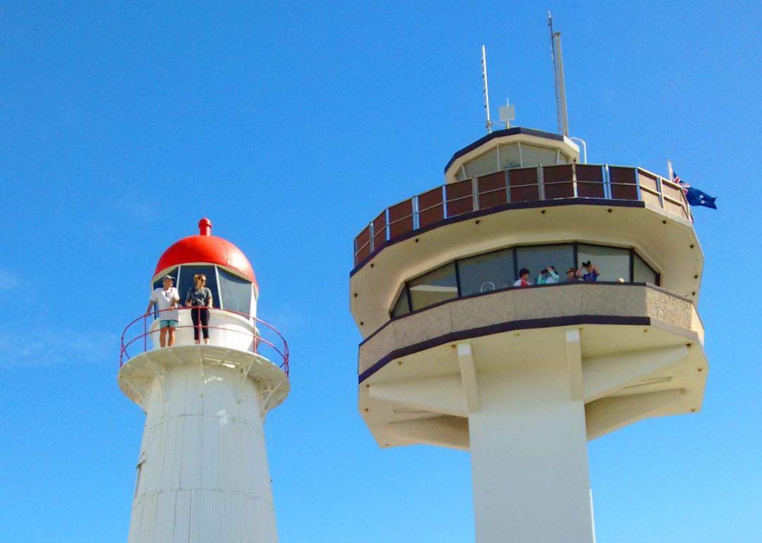 The Caloundra Lighthouses