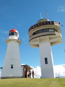 The Caloundra Lighthouses