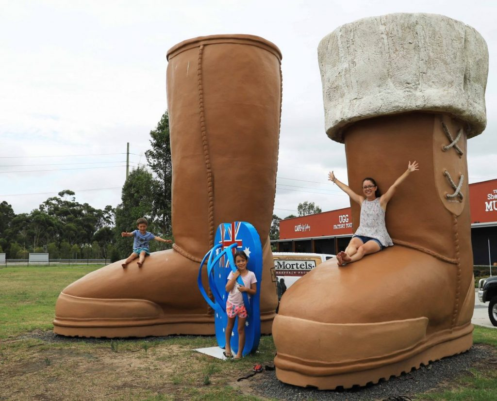 The Big UGG Boots in Thornton