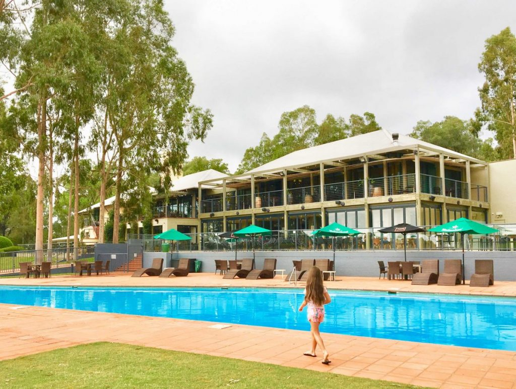 Enjoy a luxury family escape at Oaks Cypress Lakes