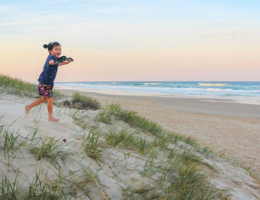 Fun free things to do with kids on the Sunshine Coast