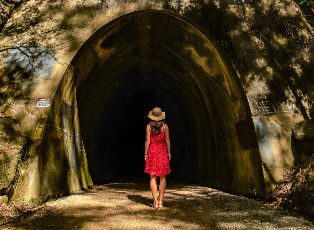 Exploring the Dularcha Railway Tunnel