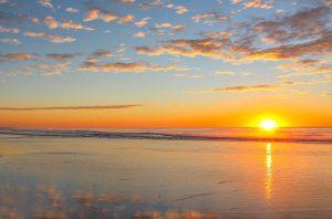 Sunrise at Peregian Beach