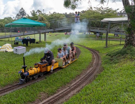 Sunshine Coast Model Railway